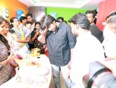 Vijay Sethupathi At Chals Dance Studio Grand Opening Photos