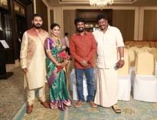 Director Parthiban and Actress Seetha's Daughter Wedding Photos