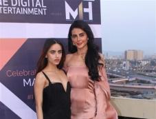 Mandana Karimi Celebrate International Women's Day 2018 Photos