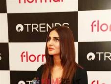 Vaani Kapoor At Launch Of Flomar From Reliance Trends In Gurugram Photos