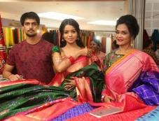 Bhavya Sri Inaugurates Silk India Expo At Shilpakala Vedika Photos