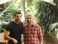 John Abraham Promotes Parmanu Movie Photos