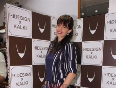 Kalki Koechlin Celebrates Hidesign X Kalki Photos
