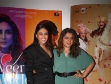 Swara Bhaskar And Shikha Talsania Promote Veerey Di Wedding Photos Photos