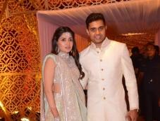 Anindith Reddy And Shriya Bhupal Wedding Photos, Shriya Bhupal Wedding Photos Photos