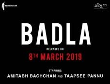 Badla Poster Photos