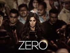 Katrina Kaif First look in Zero Photos