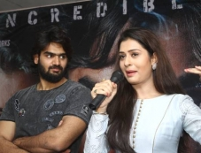 RX 100 Movie Team Visited St'Mary's At Guntur To Promote The Film Photos