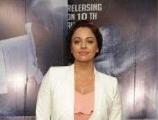 Kamal Haasan And Pooja Kumar At A Photoshoot To Promote Vishwaroopam  2 In New Delhi Photos Photos