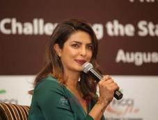 Priyanka Chopra Interactive Session OF FICCI FLO In New Delhi Photos Photos