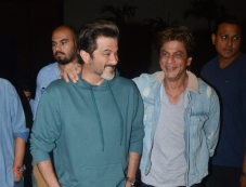 Shahrukh Khan at Special Screening Of Fanney Khan Photos