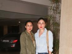 Bollywood Celebs at Manish Malhotra's Party