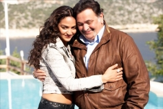 Esha Deol and Rishi Kapoor