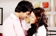 Eddie Seth and Riya Sen