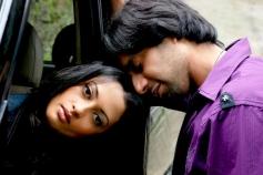 Riya Sen and Eddie Seth
