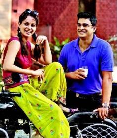 Kangana Ranaut and Madhavan