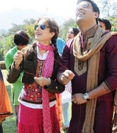 Kangana Ranaut and R. Madhavan