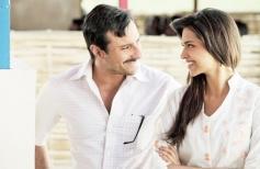 Saif Ali Khan and Deepika Padukone