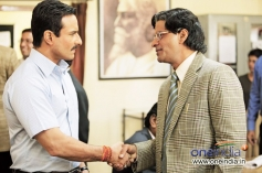 Saif Ali Khan and Manoj Bajpayee