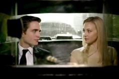 Sarah Gadon and Robert Pattinson