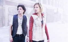 Kit Harington and Adelaide Clemens