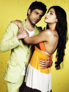 Emraan Hashmi and Shruti Haasan