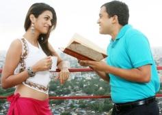 Shraddha Das and Omi Vaidya