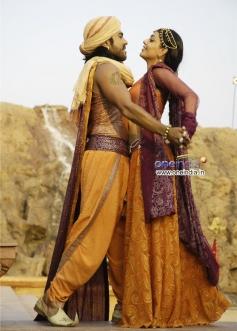 Ram Charan Teja and Kajal Aggarwal