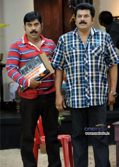 Suraj Venjaramoodu and Mukesh