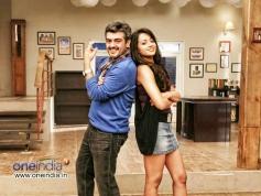 Ajith and Trisha