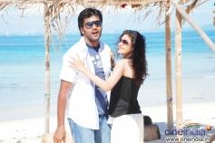 Kajal Aggarwal and Vinay Rai