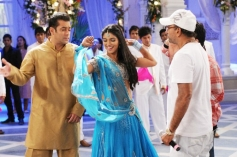 Salman Khan and Asin