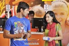 Varun Sandesh and Preetika Rao