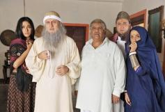 Rituparna Sengupta, Anupam Kher, Satish Kaushik, Ila Arun