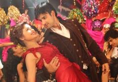 Yuvika Chaudhary and Sarrtaj Gill