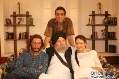 Shakti Kapoor, Prem Chopra, Rati Agnihotri and Vinod Chhabra