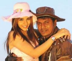 Shiva Rajkumar and Jennifer