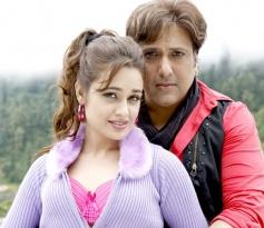Yuvika Chaudhary and Govinda