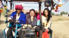 Vinay Pathak and Lara Dutta