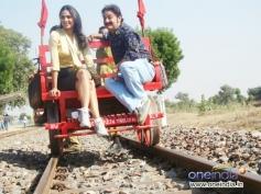 Lara Dutta and Vinay Pathak