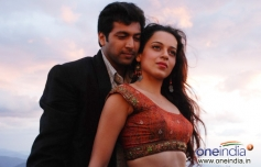 Jayam Ravi and Kangana Ranaut