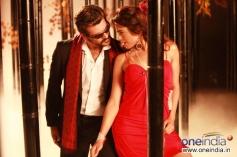 Ajith Kumar and Sameera Reddy