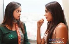 Bhavana and Sameera Reddy