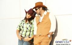 Bhavana and Ajith Kumar