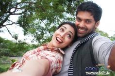 Shriya Saran and Arya