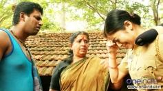 Vishal and Janani Iyer