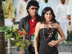 Upendra and Priyanka