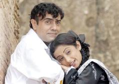 Rajit Kapoor and Divya Dutta