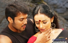 Bala and Shwetha Menon