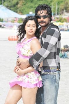 Payal Ghosh and Paruchuri Ravindranath